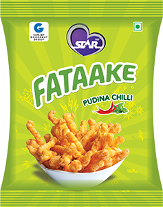 Fataake Pudina Chilly