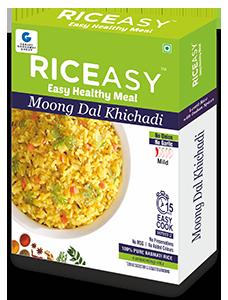 Moong-Dal Khichadi