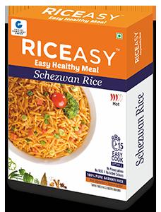 Schezwan-Rice