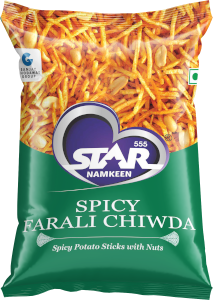 Spicy Farali Chiwda