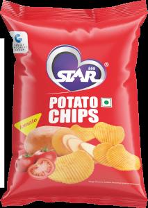 Potato Chips Tomato