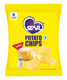 Potato Chips Salted