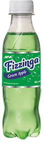 Fizzinga Green Apple