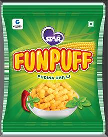 Funpuff Pudina Chilly