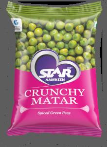 Crunchy Matar
