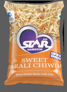 Sweet Farali Chiwda (Upwas Special)