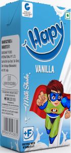 hapy vanilla